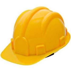 capacete branco obra