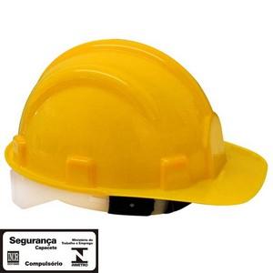 capacete de segurança preto