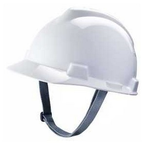 capacete branco engenheiro